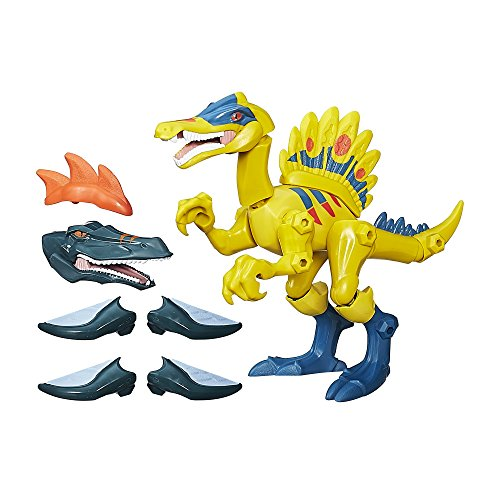 Jurassic World Hero Mashers Spinosaurus Figure - 1
