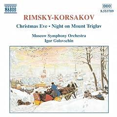 Rimsky-Korsakov: Christmas Eve