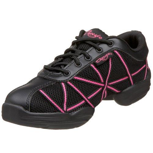 capezio-web-chaussures-danse-femme-noir-rose-v4-375-eu