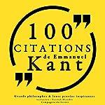 Philosophie pour tous : 100 citations d'Immanuel Kant | Immanuel Kant