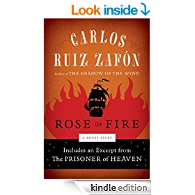 The Rose of Fire (The Cemetery of Forgotten Books)