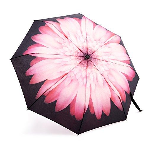 automatic-travel-umbrella-auto-open-close-foldable-rain-umbrella-pink-flower-waterproof-windproof-co