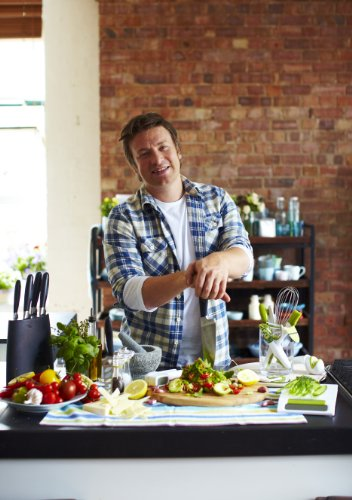 Jamie Oliver Keep It Simple Pestle and Mortar