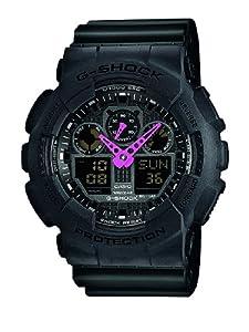 Casio G-Shock GA-100C-1A4ER - Orologio da Polso Unisex