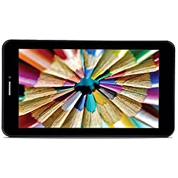 iBall Slide Performance Series 7236 3G17 Tablet (4GB, WiFi, 3G, Voice Calling), Silver-Black