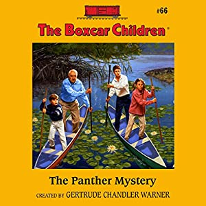 The Panther Mystery Audiobook