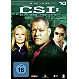 CSI: Crime Scene Investigation - Season 10 6 DVDs