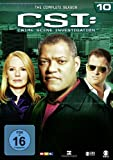 CSI: Crime Scene Investigation 10 (DVD) Min: 1265DDWS Las Vegas Season 10 [Import germany]