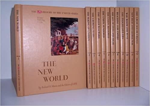 The Life History of the United States (Complete Set of 12 Volumes)