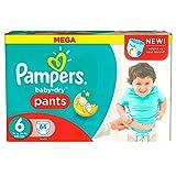 Pampers--Dry Pants Mini-Schichten