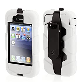 �y���K�i�z GRIFFIN Survivor Survivor + Beltclip for iPhone 4, GRF-SRVVR/BC-IP4