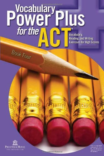 Vocabulary Power Plus for the ACT - Book Four