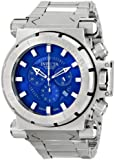 Invicta 1939 Coalition Force Classic Ss Chronograph Blue Dial Men's Watch