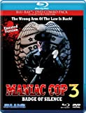 Maniac Cop 3: Badge of Silence [Blu-ray + DVD Combo Pack]