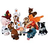 Barnyard Finger Puppets (Set Of 15)