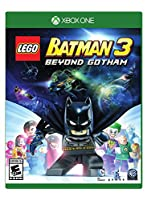 LEGO Batman 3: Beyond Gotham - Xbox One from Warner Home Video - Games