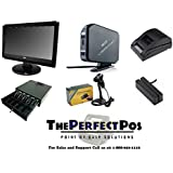 All-New SharpPOINTS Point of Sales System with All POS Peripherals