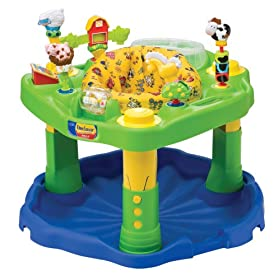 Evenfo Farmyard ExerSaucer Mega