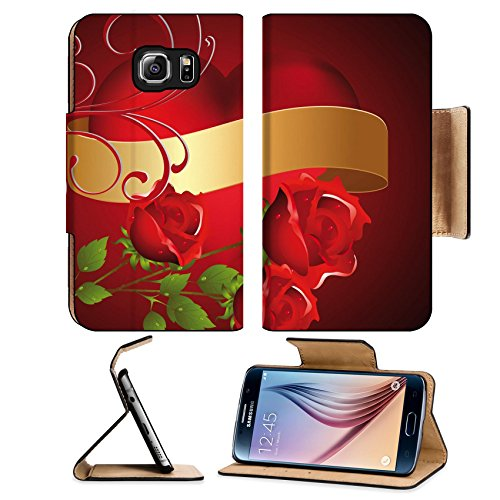 msd-premium-samsung-galaxy-s6-edge-flip-pu-leather-wallet-case-image-id-12235818-red-heart-with-thre