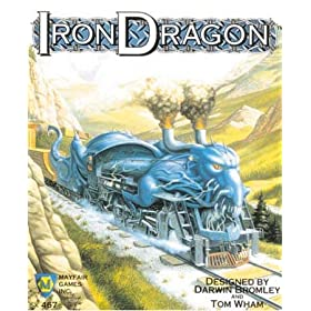 Mayfair Games Iron Dragon!