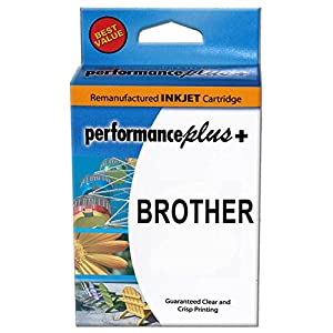 IJR - Performance Plus LC41M Brother Inkjet Cartridge, Magenta