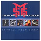 Coffret 5CD (The Michael Schenker Group & MSG & One Night at Budokan - Live & Assault Attack & Built to Destroy)