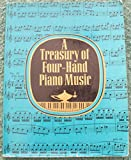 img - for A Treasury of Four-Hand Piano Music book / textbook / text book