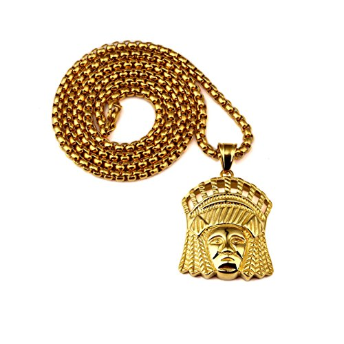nyuk-indian-chief-herren-hip-hop-18-k-gold-kette-stahl-halskette