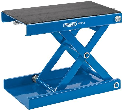 Draper 04991 450Kg Motor Cycle Pad Lift
