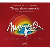 Mozart: The Last Three Symphonies (Nos. 39-41)