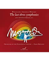 Mozart: The last three symphonies