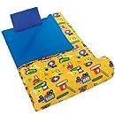 Olive Kids Under Construction Original Sleeping Bag