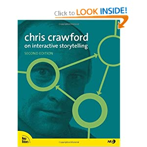 chris crawford interactive storytelling essay