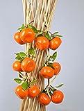 Ginni Bloom Artificial Oranges Garland (2 Garlands)