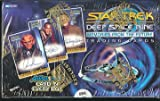 Star Trek DS9 Deep Space Nine Memories From The Future Factory Sealed Trading Cards Hobby Box 36 packs per box - Autographed card in every box - Fleer/Skybox