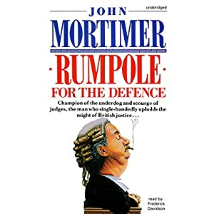 Rumpole for the Defense Audiobook