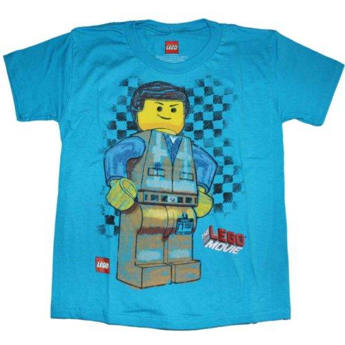 Lego-The-Lego-Movie-Emmet-Boys-T-shirt