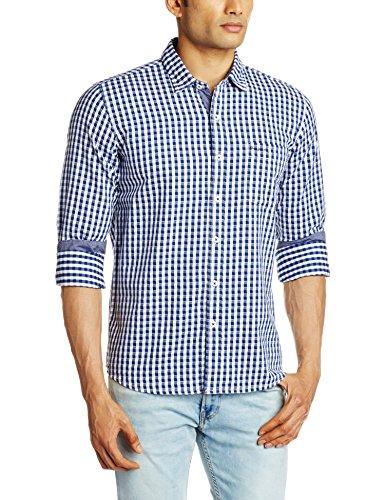 Pepe-Jeans-Mens-Casual-Shirt-8903872597031BERNIE-LSXX-LargeNavy