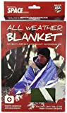 Grabber Outdoors Original Space Brand All Weather Blanket: Olive,  Box