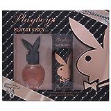 Play It Spicy by Playboy Eau de Toilette 30ml & Deodorant Spray 150ml