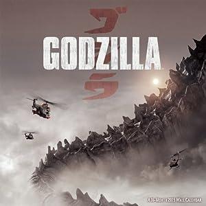 Godzilla 2015 Calendar
