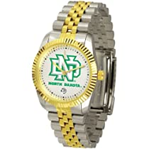North Dakota Fighting Sioux Suntime Mens Executive Watch - NCAA College Athletics