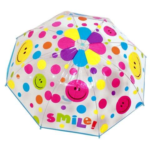 Children's Smiley Face Umbrella