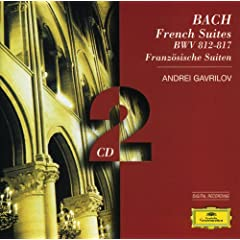 J.S. Bach: French Suite No.2 in C minor, BWV 813 - 5. Menuet I-II