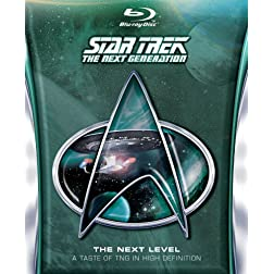 Star Trek: The Next Generation - Next Level [Blu-ray]