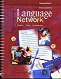 img - for Language Network: Grammar, Writing, Communication Grade 7 Teacher's Edition book / textbook / text book