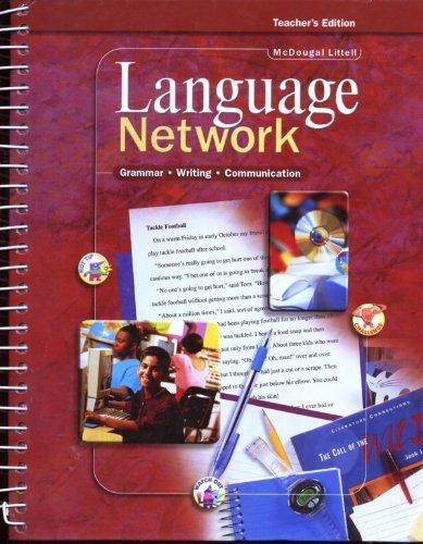 Title: Language Network Grammar Writing Communication Gra