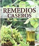 img - for Remedios caseros : componentes, efectos medicinales, aplicaciones book / textbook / text book