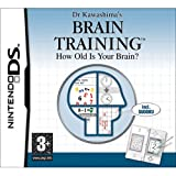 Dr Kawashimas Brain Training UK DS Lite DSi Game NEW UK