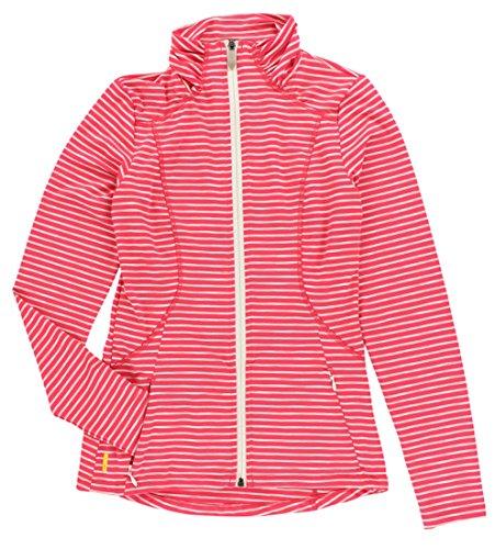 lole-womens-essential-cardigan-with-stripes-and-reflective-logo-medium-campari-biscotti-stripe